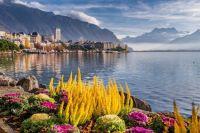 Montreux Leman Lake