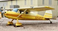 Cessna 140A. Pima Air and Space Museum.