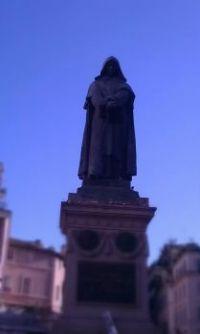 Giordano Bruno - Campo dei Fiori- Rome