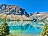 Icefields Parkway - Bow Lake, AB, Canada