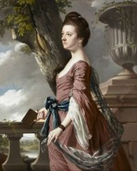 Joseph Wright (of Derby) Mrs Frances Hesketh 1769