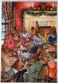 Christmas Dinner at Holly Pond Hill - Susan Wheeler
