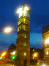 Glasgow Clock Tower