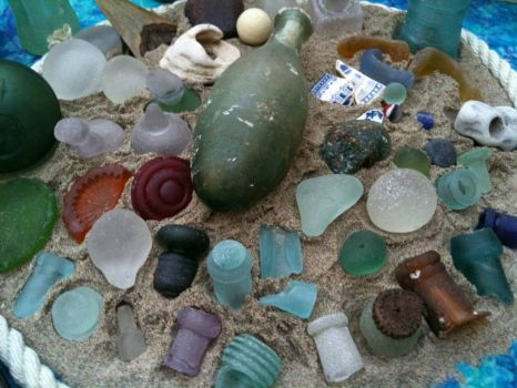 Just for a change - Sea Glass!