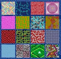 A Maze Zing Collage Challenge