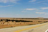 Wind Turbines On The Southeastern Colorado Plains