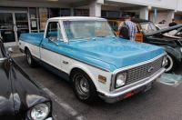 """Chevrolet """"C10"""" Cheyenne Pickup - 1972"""