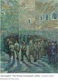 The Prison Courtyard (1890)
