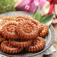 약과 藥菓 YakGwa: Korean Fried Honey GinGer CooKies