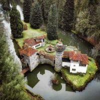 Turelbaach Castle, Luxembourg.  6060