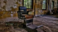 Haunting images of abandoned mental asylum - 1