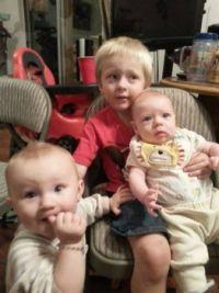 My Great Grandchildren.