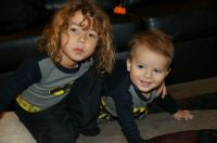 Zane and Jaxon