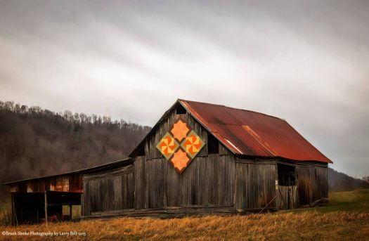 Where Barns Are Grown, Greene County Tennessee