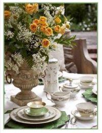 Lovely Rose Tea