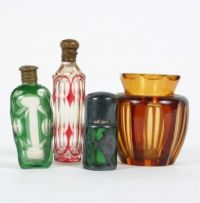 Collectible Antique Perfume Bottles