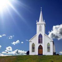 Country Church-Latinos
