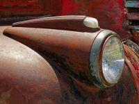 1942 Chevy Truck Head Light