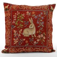 medieval+rabbit+tapestry+pillow (1)