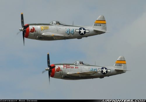 Pair of Jugs(P47s)