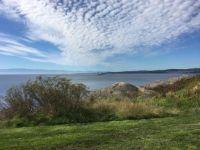 View off Saxe Point Esquimalt BC.
