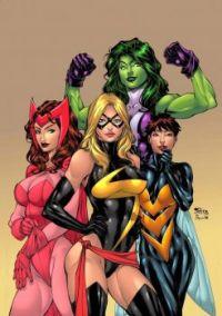 Marvel women 2