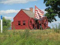 Freemans Farm Saratoga Battlefield, NY