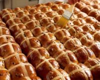 Enjoy Your Hot Cross Buns - No.1