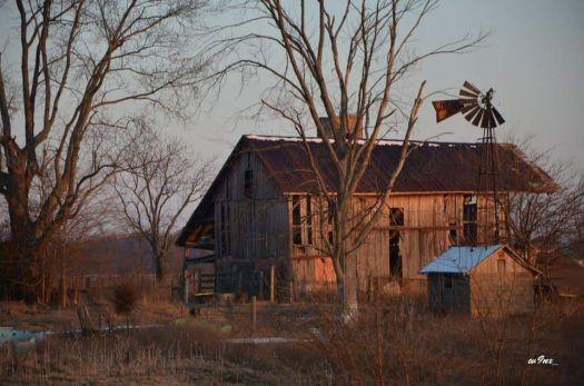 Shelby Co Indiana barn