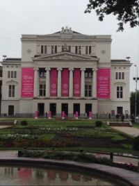 National Opera House, Riga