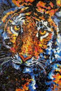 Torn Paper Tiger