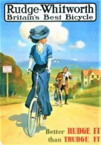 Themes Vintage ads - Rudge- Whitworth Bicycles
