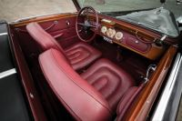 1938 Maybach SW38 Roadster by Spohn - Interior