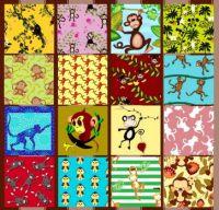 Monkey Business Collage Challenge