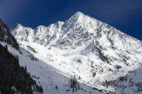 Schrankogel 3500m bei der Amberger Hütte