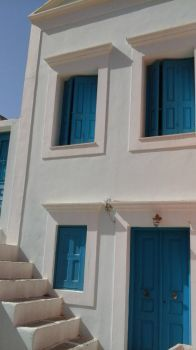 Little Blue House - Symi