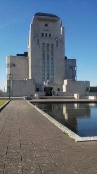 Kathedraal - Radio Kootwijk