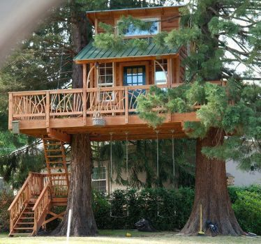 Treehouse, less of a challenge