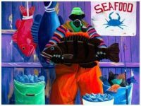 Seafood Day ~ Ivey Hayes