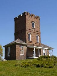 Alexander's Castle Fort Warden in Port Townsend, WA