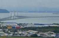 Sultan Abdul Halim Muadzam Shah Bridge, Malaysia $1.1 billion