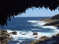 Arches in Flinders Chase National Park-