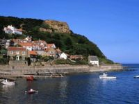 Runswick Bay, North Yorks