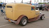 1932 Chevy Panel Truck 2