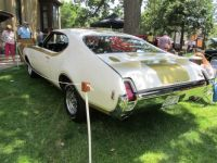 1969 Hurst Olds Cutlass  3