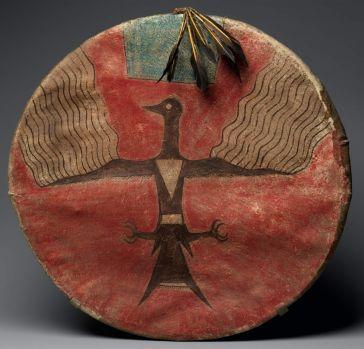 Shield, He Nupa Wanica/ Joseph No Two Horns