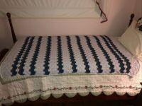 Crochet Catherine's Wheel pattern