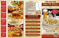 Sal's Pizza online menu
