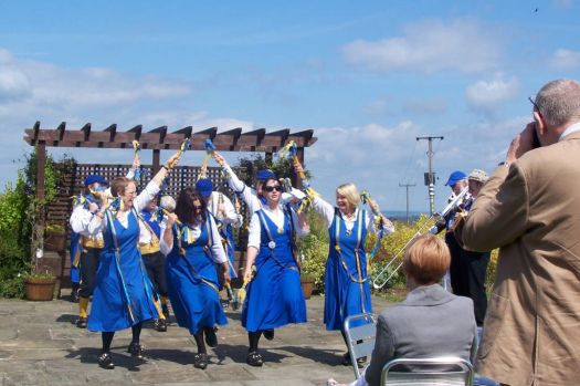 clog dancing Yorkshire style