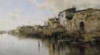 "Emilio Sánchez Perrier, ""Triana"", 1889"